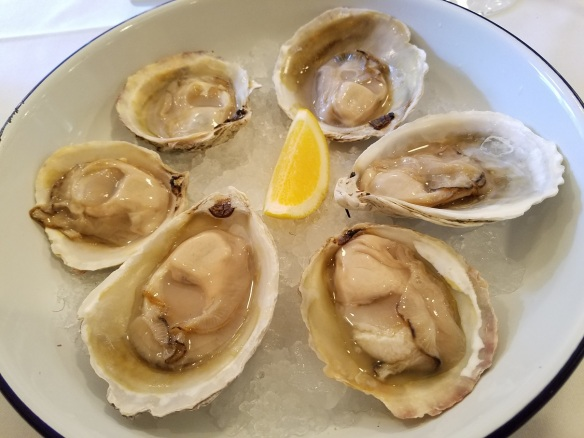 4-Bluff oysters